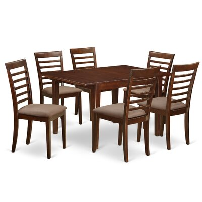 Milan 7 Piece Dining Set