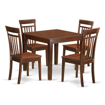 Oxford 5 Piece Dining Set