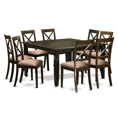 Pilning 9 Piece Dining Set