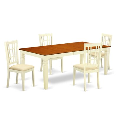 Logan 5 Piece Dining Set