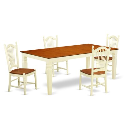 Beesley 5 Piece Dining Set