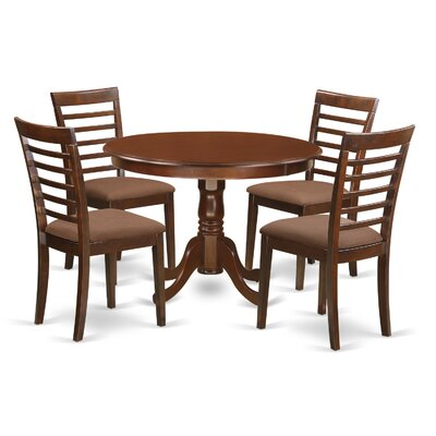 Hartland 5 Piece Dining Set