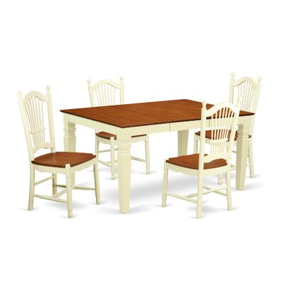 Belcourt 5 Piece Dining Set