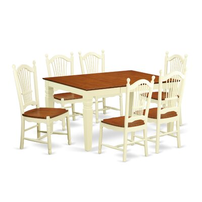 Belcourt 7 Piece Dining Set