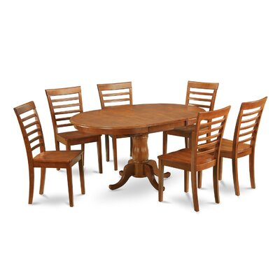 Portland 5 Piece Dining Set