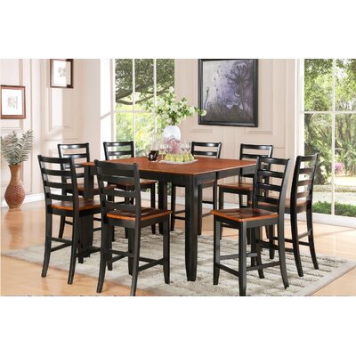 Fairwinds Counter Height Extendable Dining Table