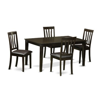 where to buy capri 5 piece dining set for sale