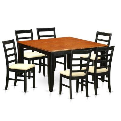 Parfait 7 Piece Dining Set