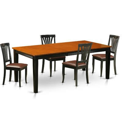 quincy 5 piece dining set dining room sets cheap dining room sets for 4 create home