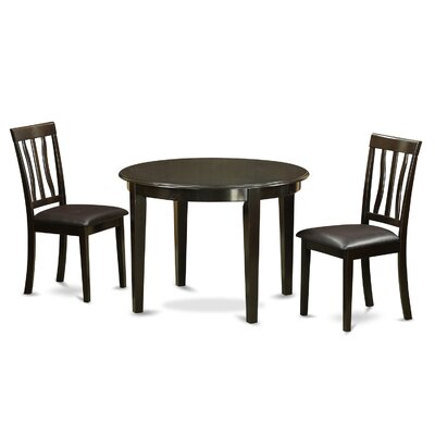 Boston 3 Piece Dining Set