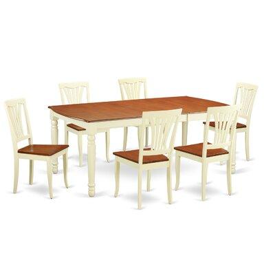 Dover 7 Piece Dining Set
