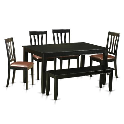 Dudley 6 Piece Dining Set