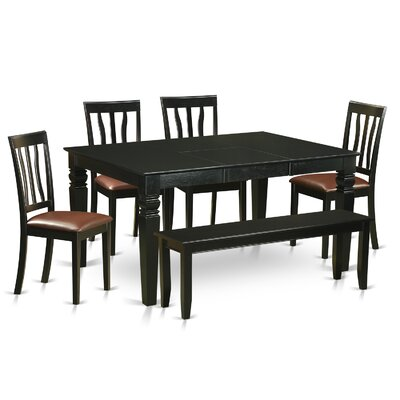Weston 6 Piece Dining Set