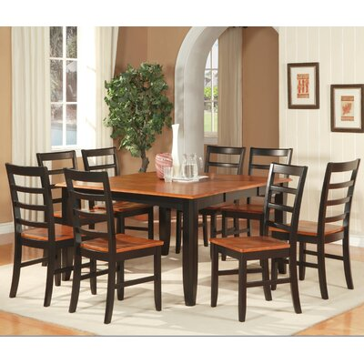 Parfait 9 Piece Dining Set