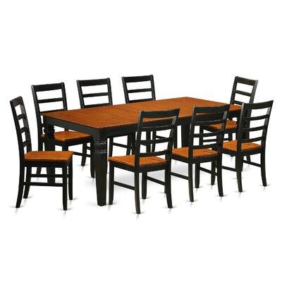 Logan 9 Piece Dining Set