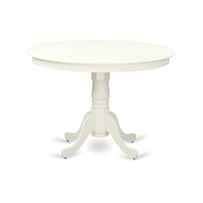 Bonenfant Dining Table Finish: Linen White