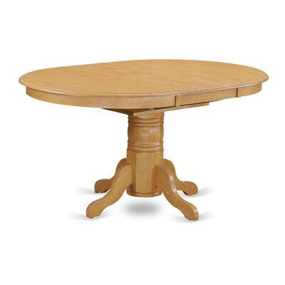 Attamore Extendable Dining Table Finish: Oak