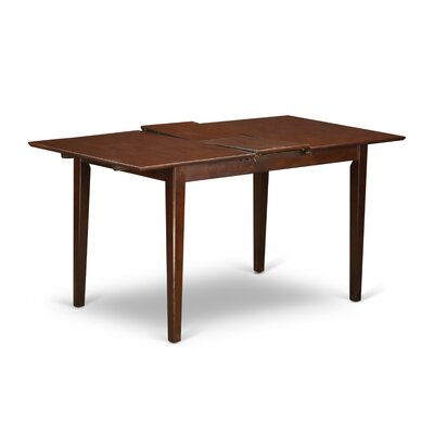 Picasso Dining Table Finish: Mahogany