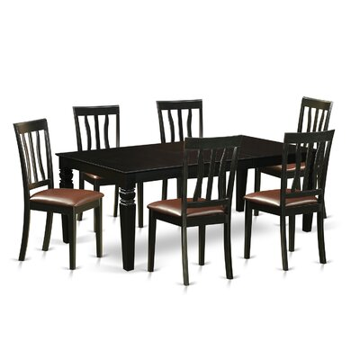 Ansari 7 Piece Dining Set