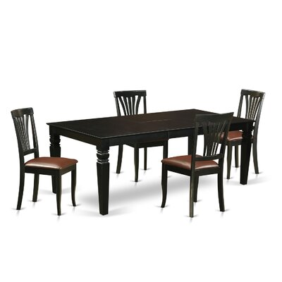 Apfel 5 Piece Dining Set
