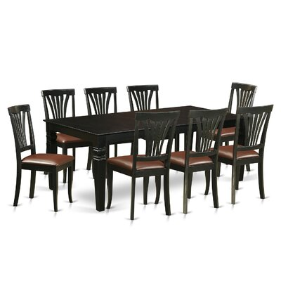 Appel 9 Piece Dining Set
