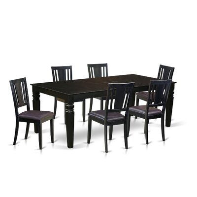 Aqueduct 7 Piece Dining Set