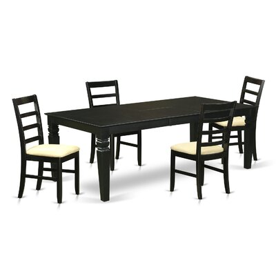 Cecily 5 Piece Dining Set