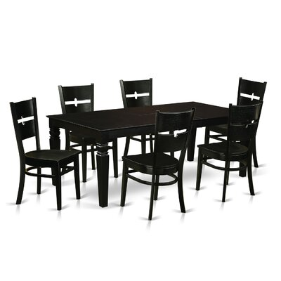 Davy 7 Piece Dining Set