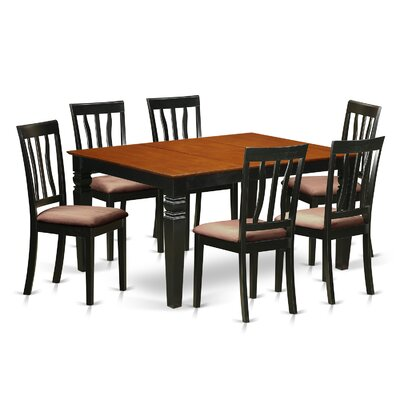Argenta 7 Piece Dining Set
