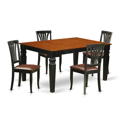 Arison 5 Piece Dining Set