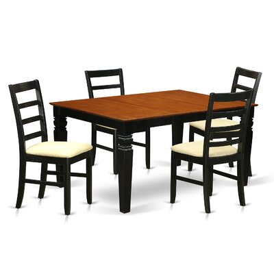 Celina 5 Piece Dining Set