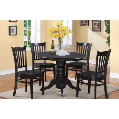 WOIM Shelton Dining Table - Finish: Black at Sears.com