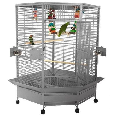 Extra Large Corner Cage