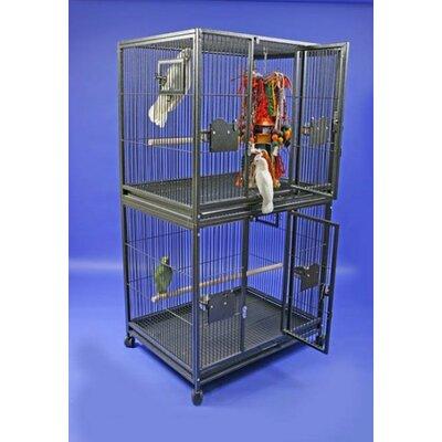 Double Bird Cage