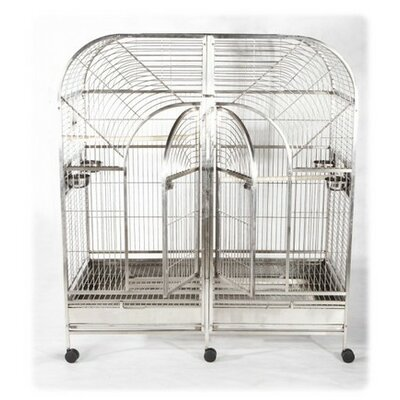 Double Macaw Bird Cage