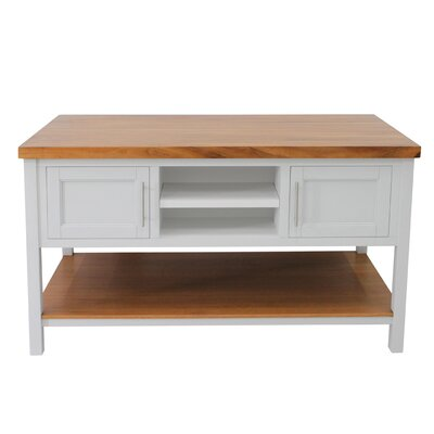 Lexington Kitchen Island Base Finish: Gray