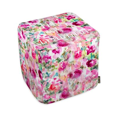 Oliver Gal Home Life in Wonderland Ottoman