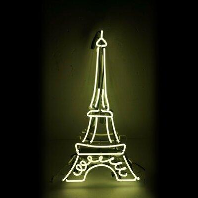 Eiffel Neon Sign