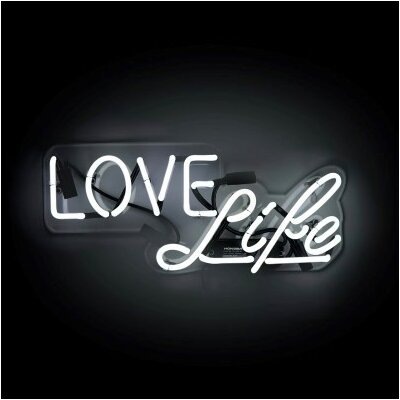 Love Life Neon Sign
