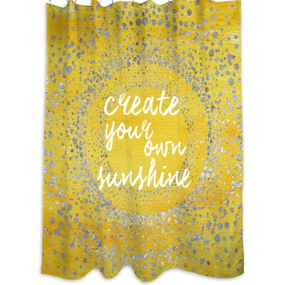 Your Own Sunshine Shower Curtain