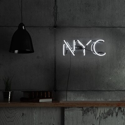 NYC Neon Sign