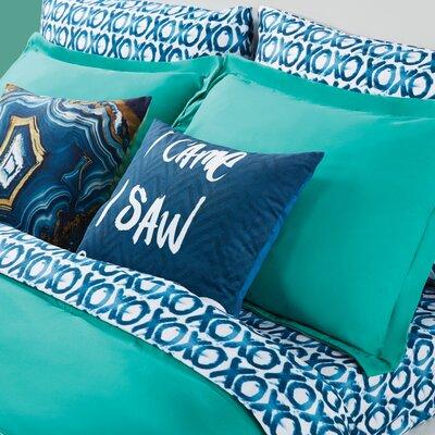 Veni Vidi Vinci Magical Thinking Decorative Throw Pillow
