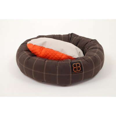Dozer Donut Dog Bed Size: Medium (31.5 L x 31.5 W)