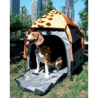 Umbrella Tend Yard Kennel