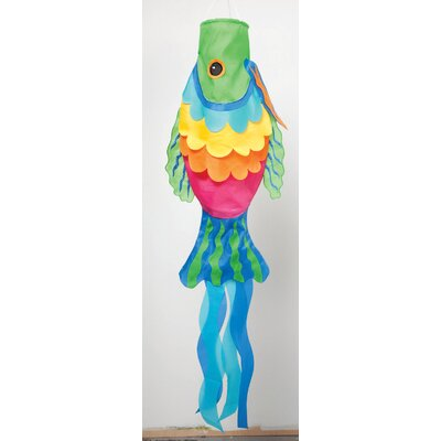 Evergreen Flag & Garden Rainbow Fish Wind Sock at Sears.com