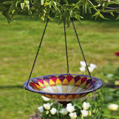 Tiffany Hanging Birdbath