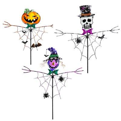 Evergreen Flag & Garden 3 Piece Spooky Halloween Garden Stake Set at Sears.com