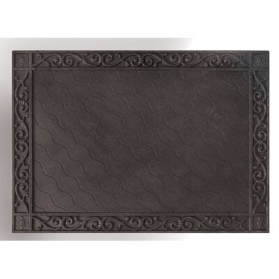 Scroll Work Doormat