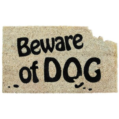 Dog Chase Doormat