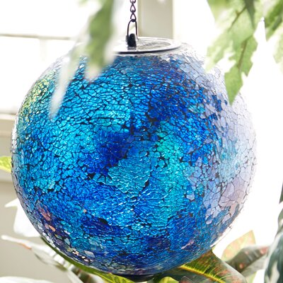 Solar Hanging Gazing Globe 3TQ4946